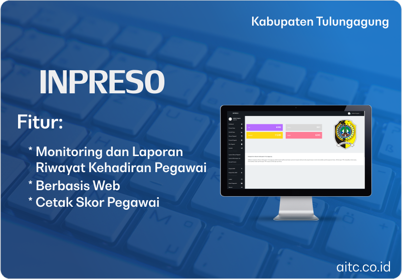 INPRESO ~ Integrated Presence Online